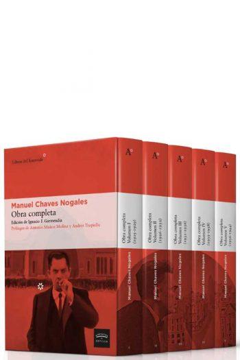 Manuel Chaves Nogales Obra Completa