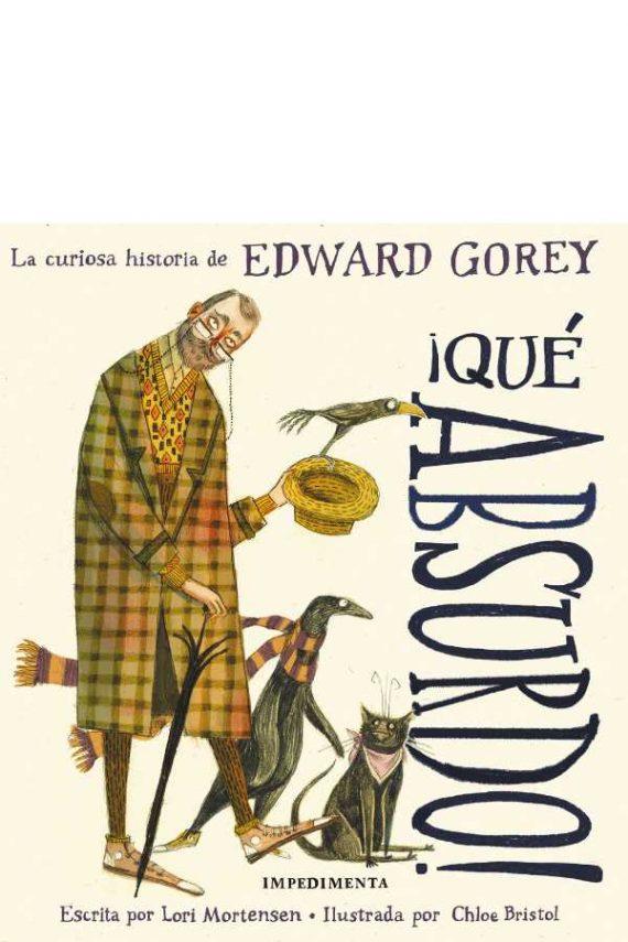 ¡Qué absurdo! La curiosa historia de Edward Gorey