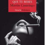 Yo fumo para olvidar que tú bebes