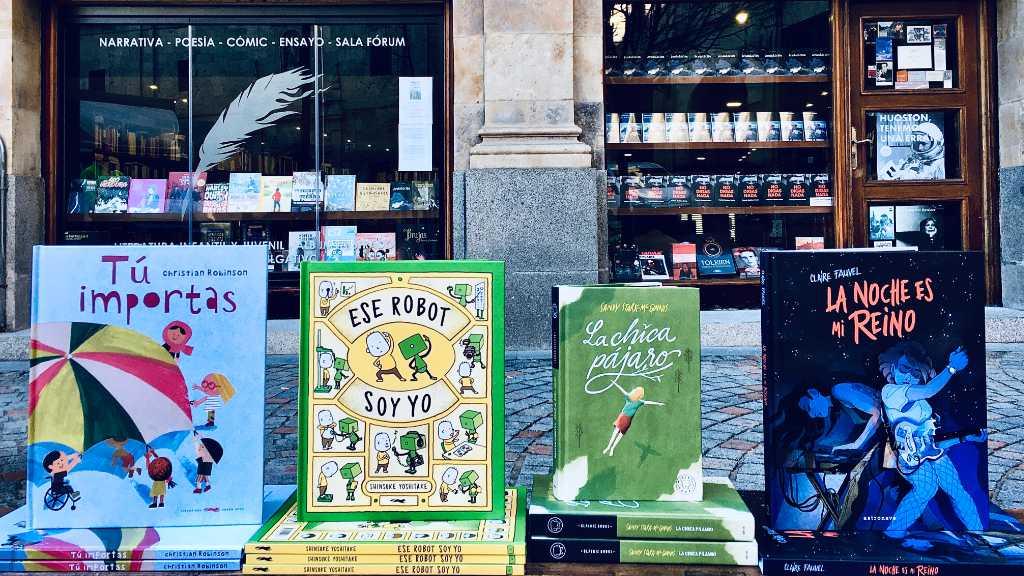 Destacados 2020 – Infantil y juvenil – Letras Corsarias Librería