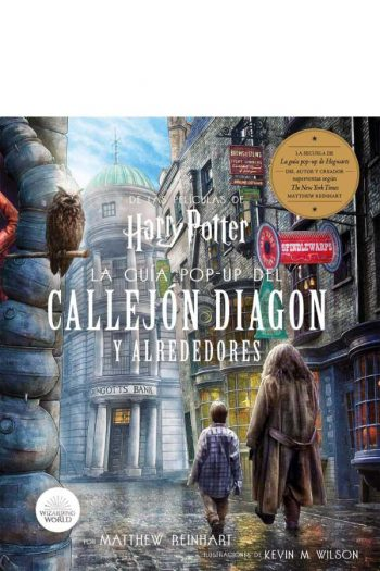 Harry Potter: La Guía pop-up del Callejo Diagon y Alrededores