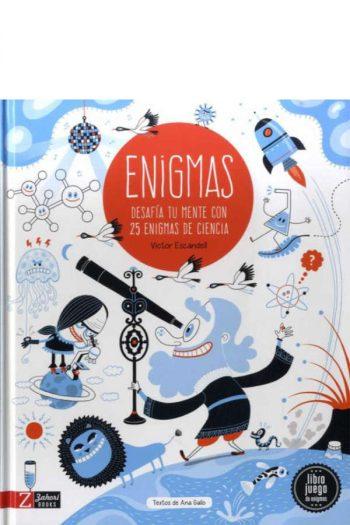 Enigmas. Desafía tu mente con 25 enigmas de la ciencia