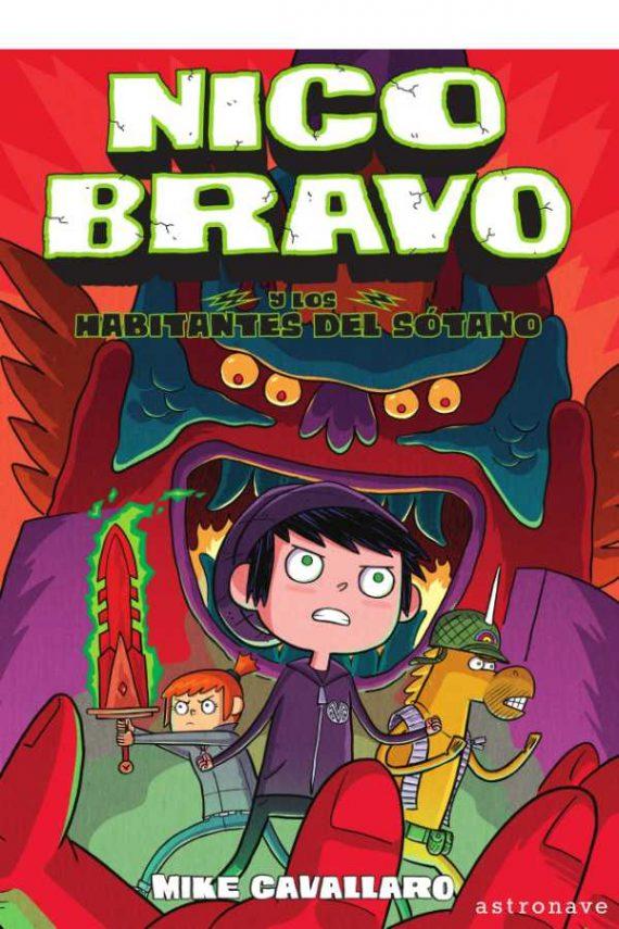 Nico Bravo #2 Los habitantes del sótano