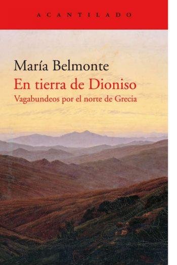 En tierra de Dioniso. Vagabundeos por el norte de Grecia