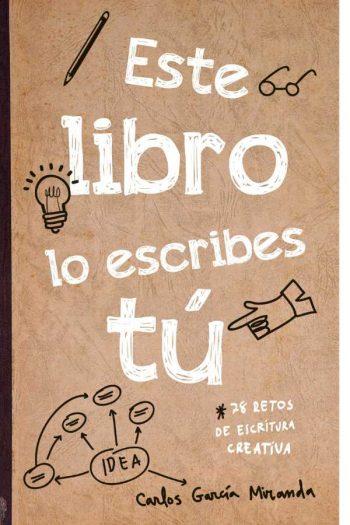 Este libro lo escribes tú