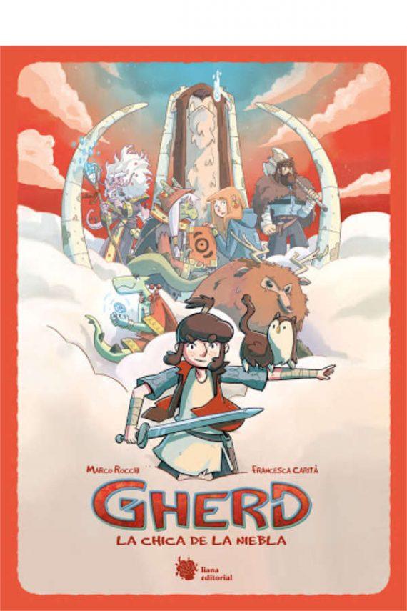 Gherd. La chica de la niebla