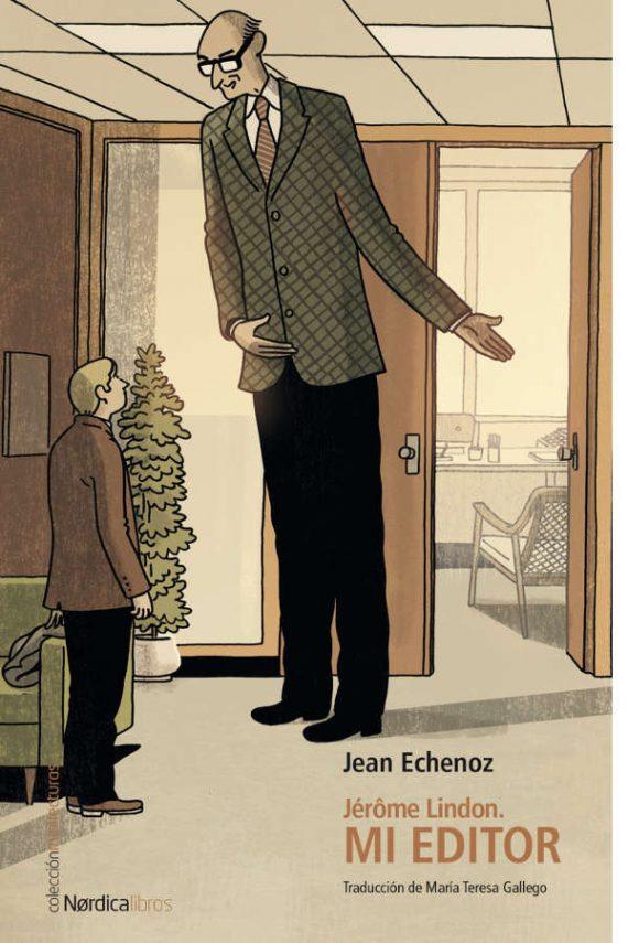 Jérôme Lindon. El autor y su editor