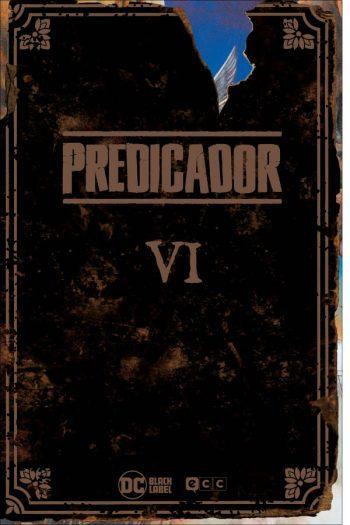 Predicador: Edición Deluxe-Libro seis