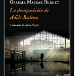 La desaparición de Adèle Bedeau