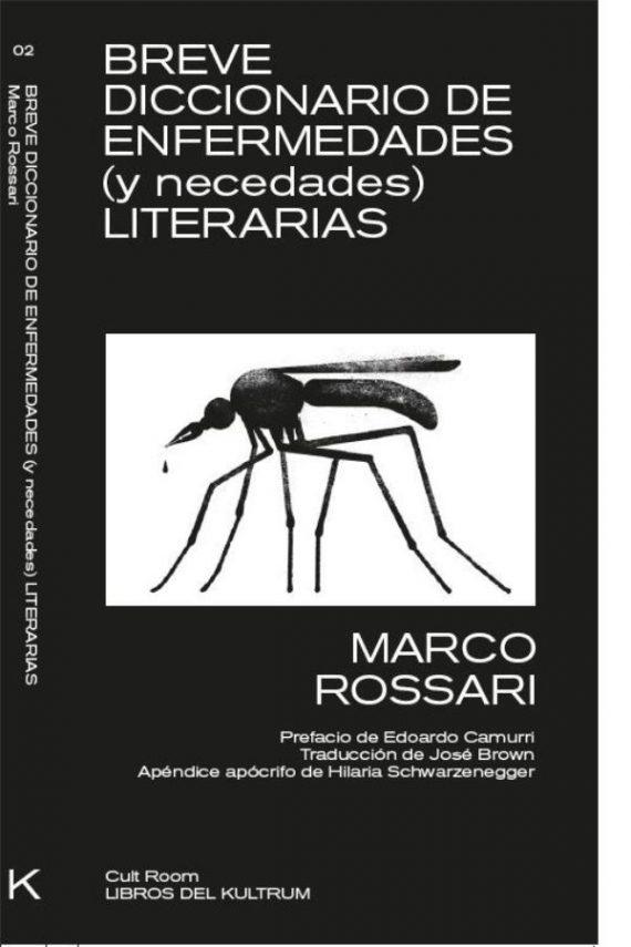 Breve diccionario de enfermedades (y necedades) literarias