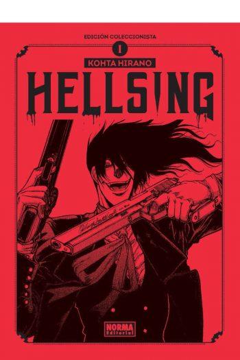 Hellsing 1. Edición coleccionista