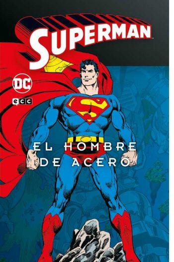 Superman: El hombre de acero. Volumen 1 de 4