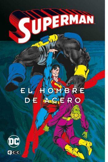 Superman: El hombre de acero. 2 de 4
