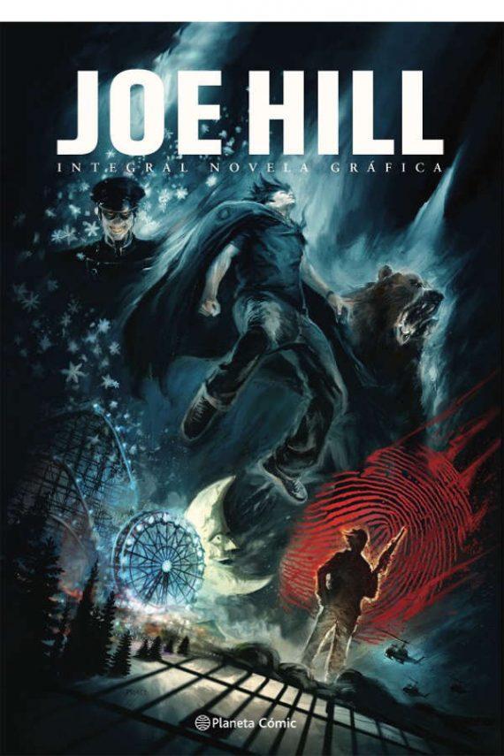 Joe Hill (integral novela gráfica)