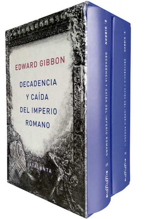 Decadencia y caída del Imperio romano (estuche dos volúmenes)