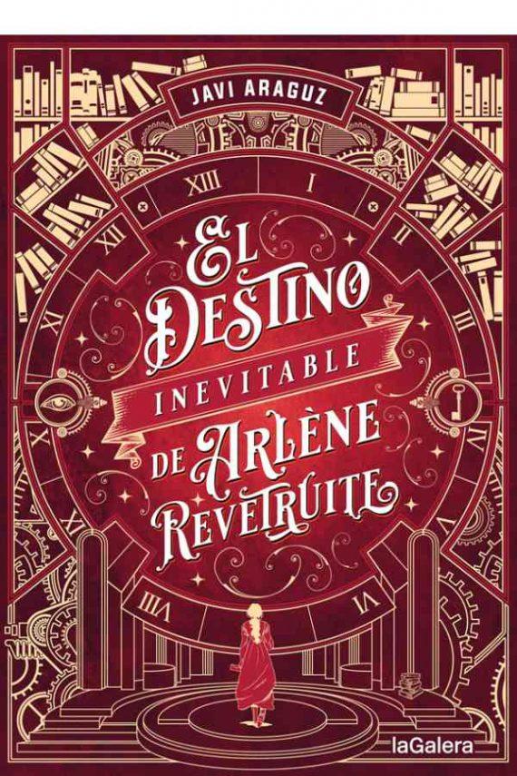 El destino inevitable de Arlène Revetruite