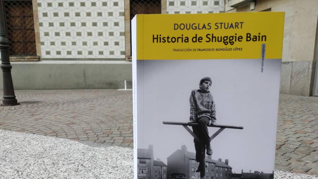 Historia de Shuggie Bain