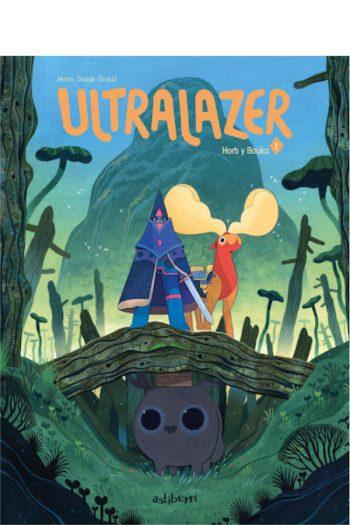 Ultralazer 1. Horb y Bouko
