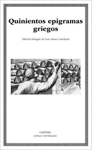 Quinientos epigramas griegos