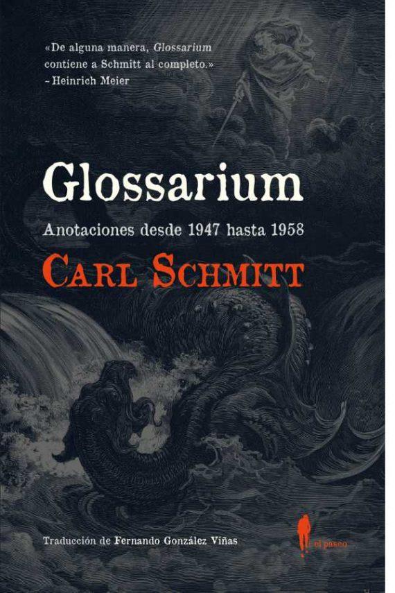 Glossarium. Anotaciones desde 1947 hasta 1958